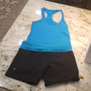 Lululemon Grove Shorts Outfit Includes Tank